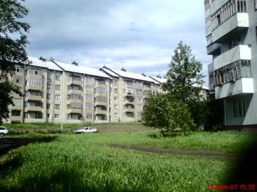 Старый город  УстьИлимск